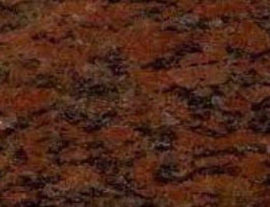 Dark Red Aswan granite